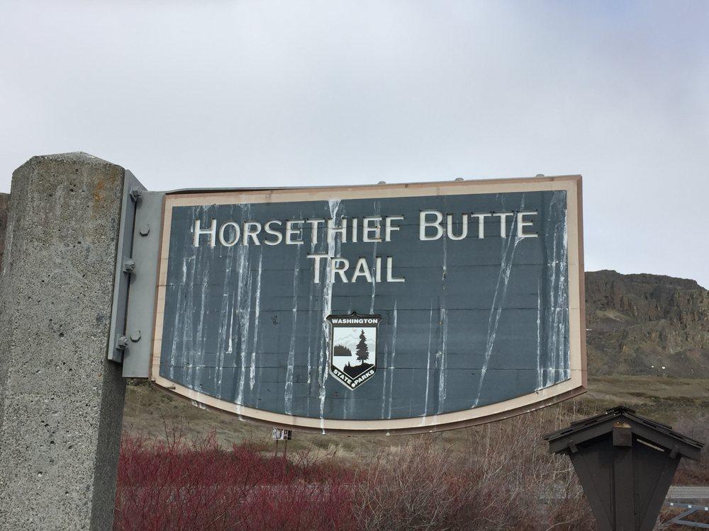 Horsethief Lake State Park: 85 Highway 14, Dallesport, WA