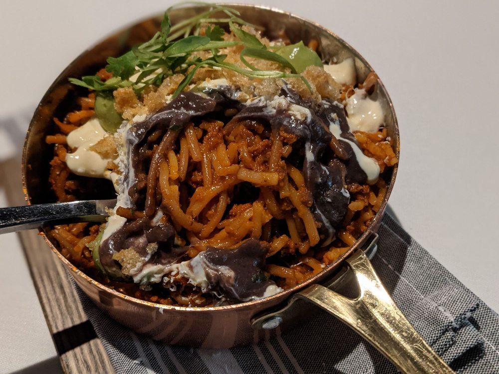Evo Contemporary  Mexican Cuisine: 218 E Olmos Dr, San Antonio, TX