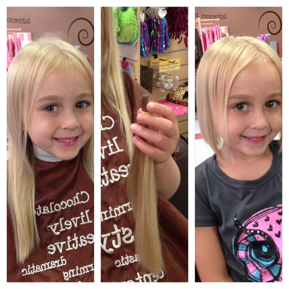 Locks Of Love Donation Way To Go Lucy So Sweet Yelp