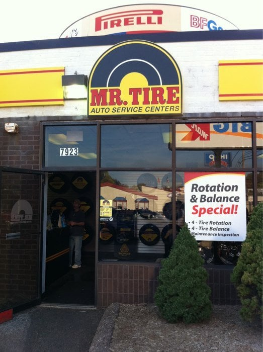 Make An Appointment Mr Tire Auto Service Centers >> Mr Tire Auto Service Centers 12 Photos 11 Reviews Tires