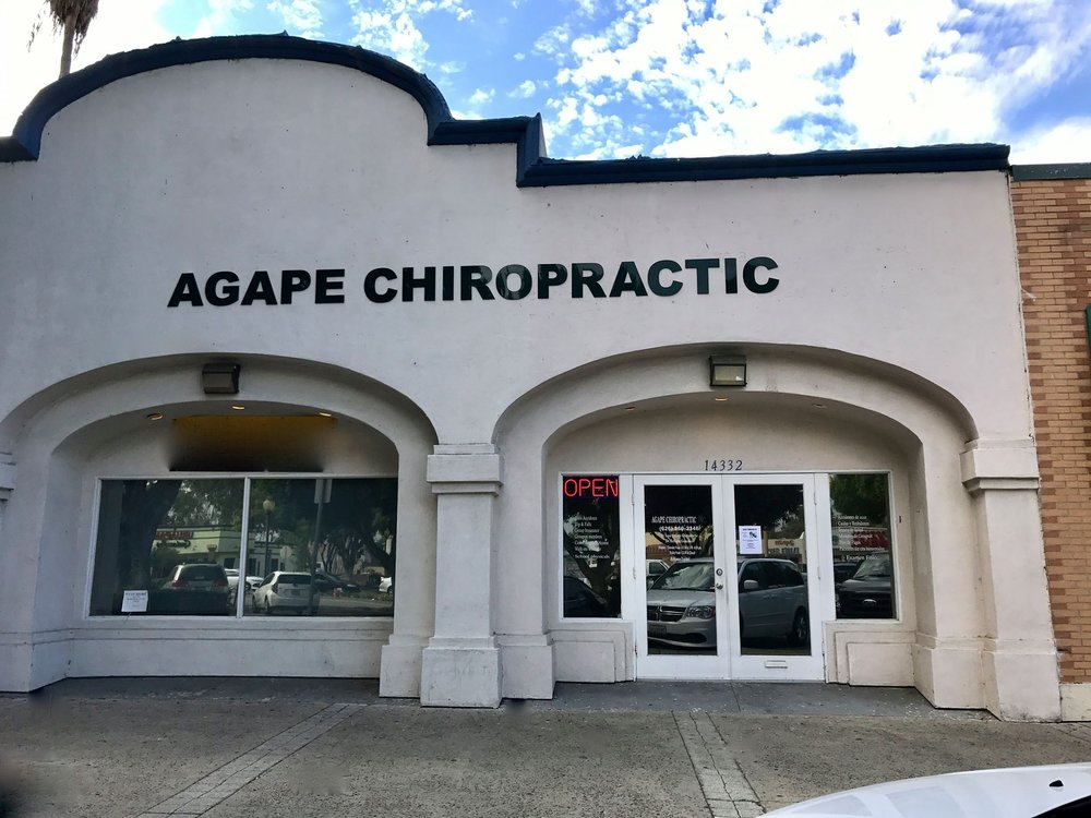 Agape Chiropractic: 14332 Ramona Blvd, Baldwin Park, CA