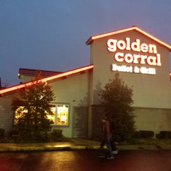 Photo Of Golden Corral Clarksville Tn United States Side Entrance