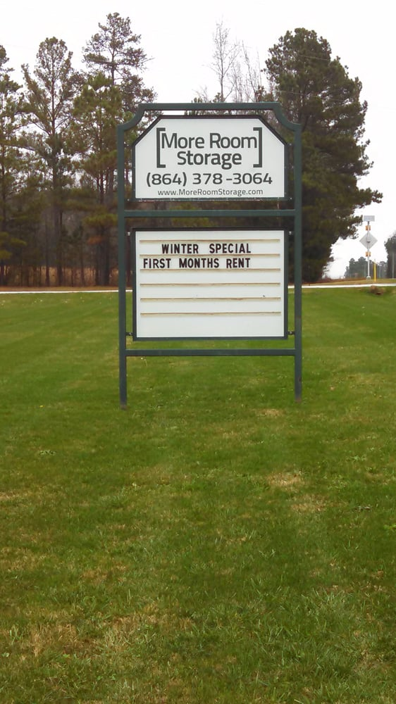 More Room Storage: 2167 Hwy 20, Abbeville, SC