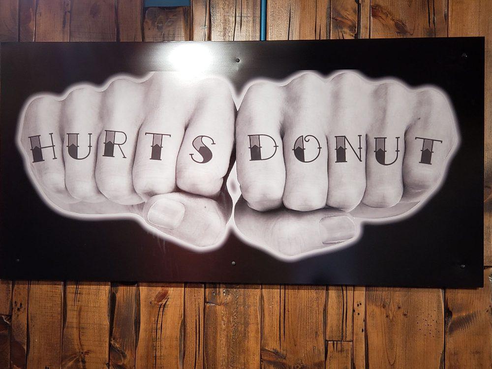 Hurts Donuts: 107 W Markham St, Little Rock, AR