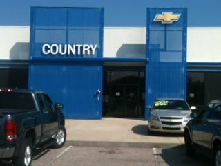 Country Chevrolet: 3299 Hwy 51 S, Covington, TN