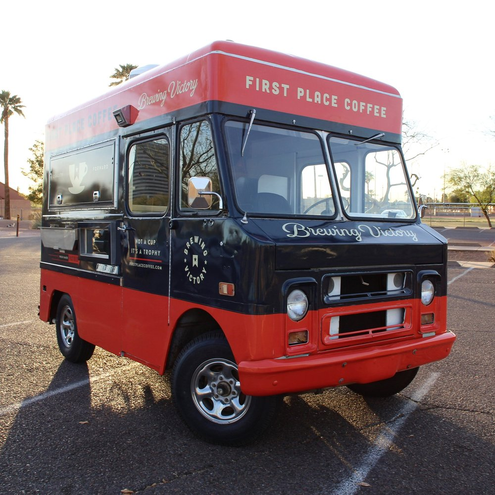 First Place Coffee: Phoenix, AZ
