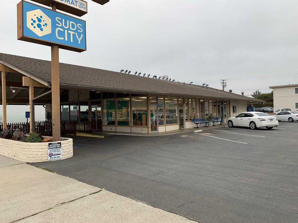 Suds City Laundromat: 5698 Hollister Ave, Goleta, CA