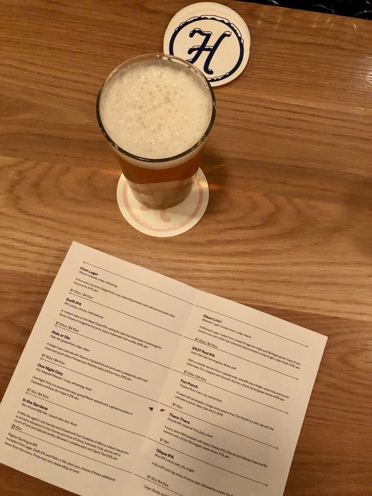 Hopewell Brewing Company: 2760 N Milwaukee Ave, Chicago, IL