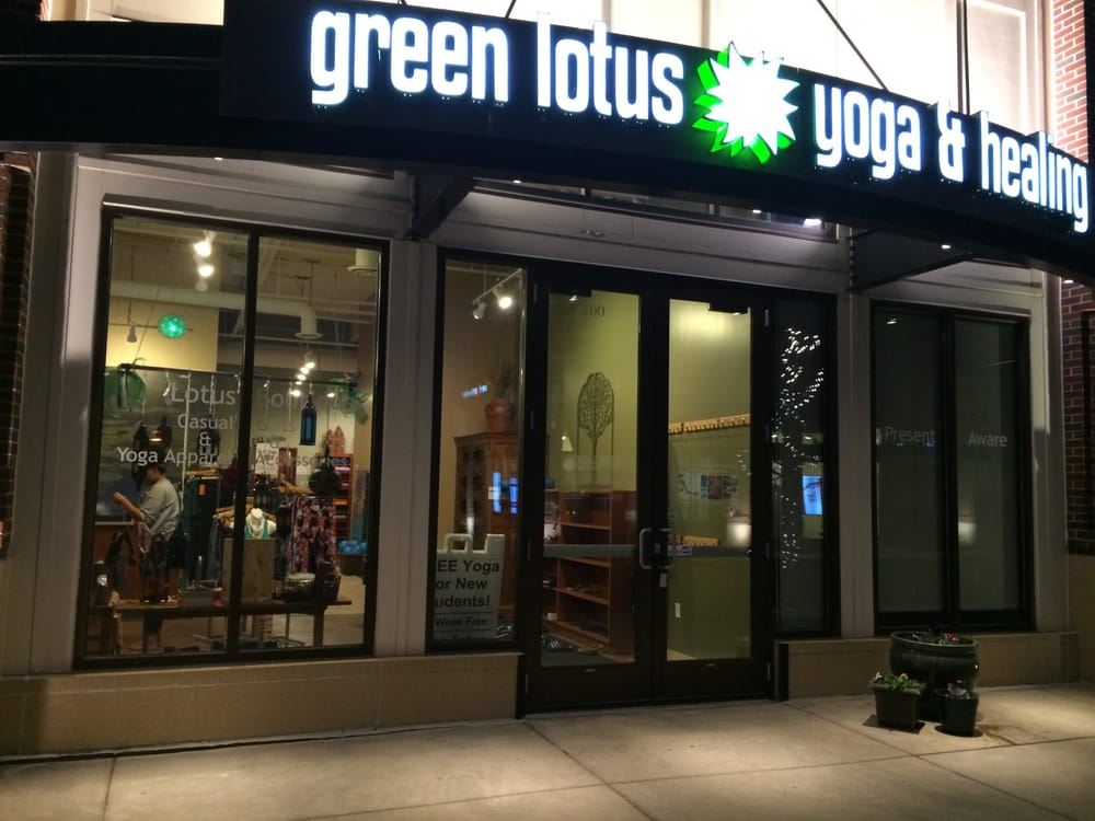 Green Lotus Yoga & Healing Center: 750 Main St, Mendota Heights, MN