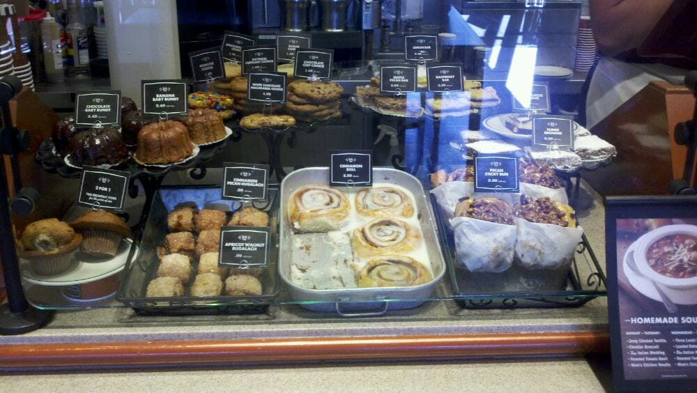 Corner Bakery Cafe Brea Brea Ca