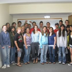 Photo of Bay State Driving School - Watertown, MA, United States. Students  really