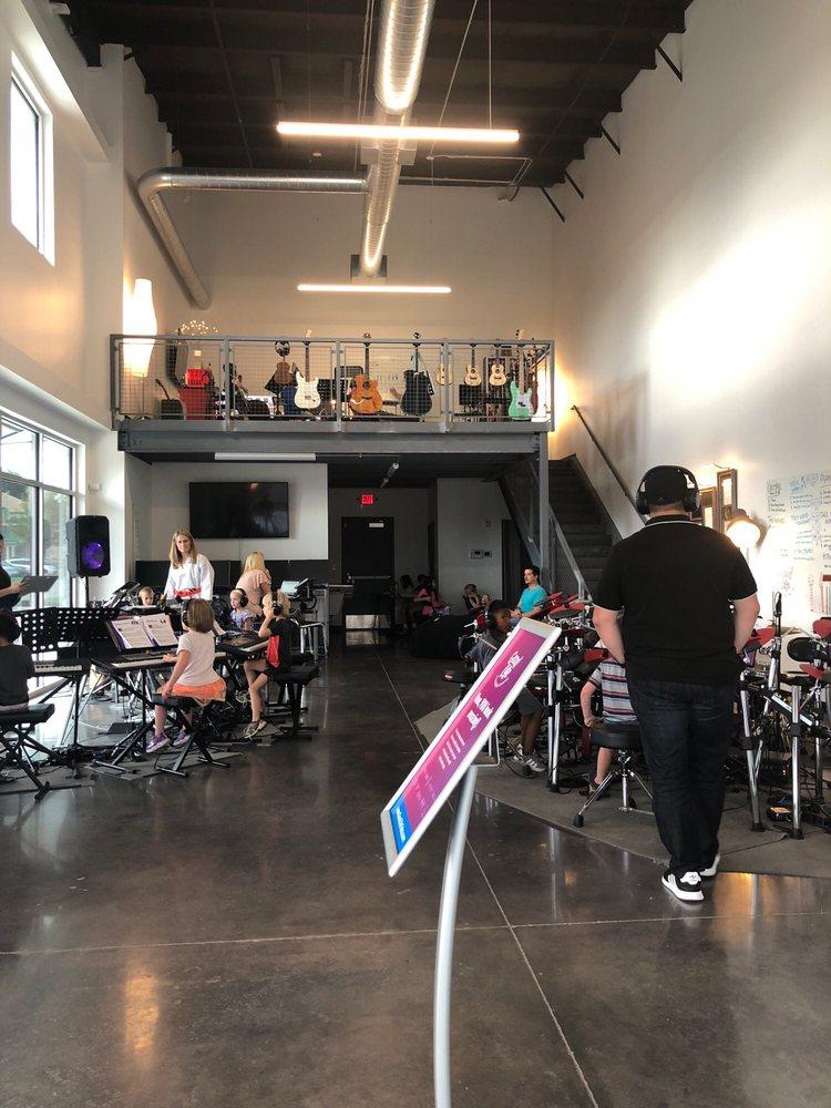 Good Life Music & Media Lessons - Tulsa Arts Academy