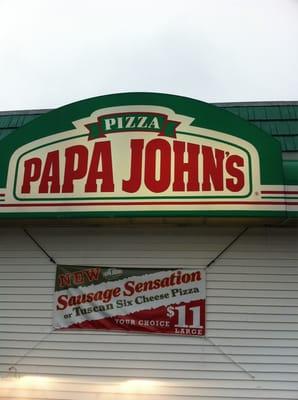 Papa John's Pizza - Pizza - Lewiston, ME - Yelp