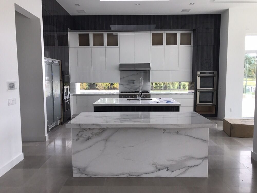 Granite and Marble Fabrication and Installation