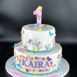 Top 10 Best Custom Birthday Cakes In Santa Clara CA
