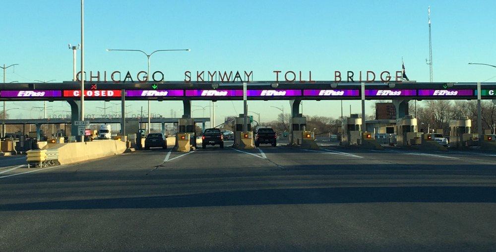 Chicago Skyway: Chicago Skwy, Chicago, IL