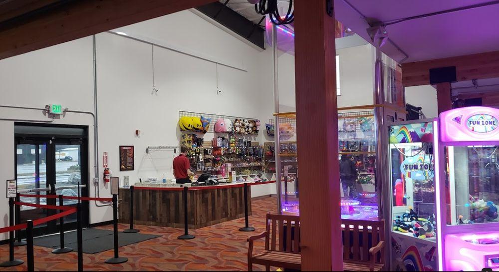 Extreme Fun Center - Kenai: 255 S Willow St, Kenai, AK