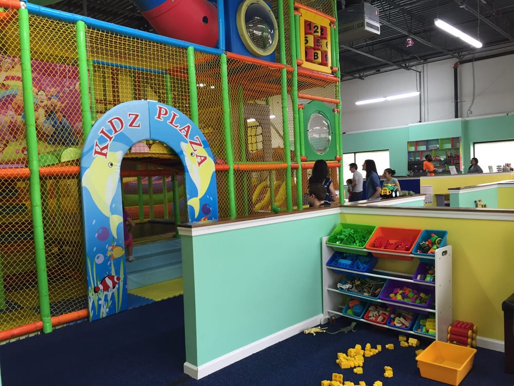 Kidz Plaza: 21670 Red Rum Dr, Ashburn, VA
