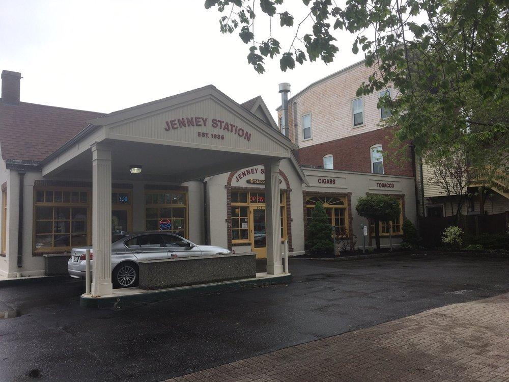 Jenney Station: 105 Maine St, Brunswick, ME