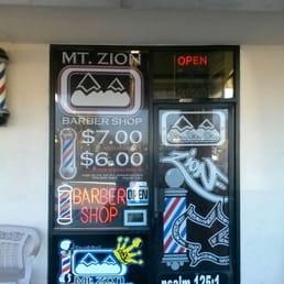 Barber Shop In Anaheim : Mt Zion Barber Shop - Westminster, CA, ?tats-Unis. Best barber shop ...