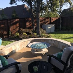 Photo Of Magnolia Fence And Patio   Fort Worth, TX, United States. Fire