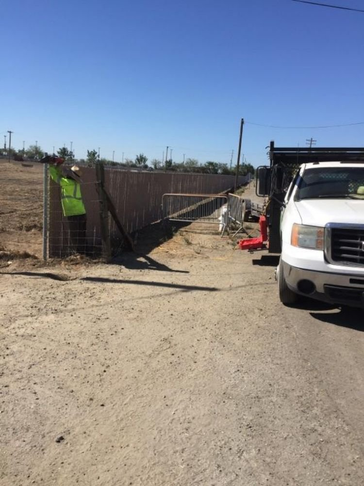 Triple Crown Fence: Delano, CA