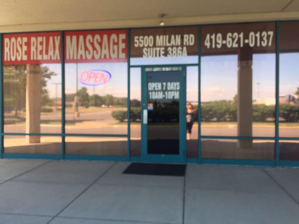 Rose Relax Massage: 5500 Milan Rd, Sandusky, OH