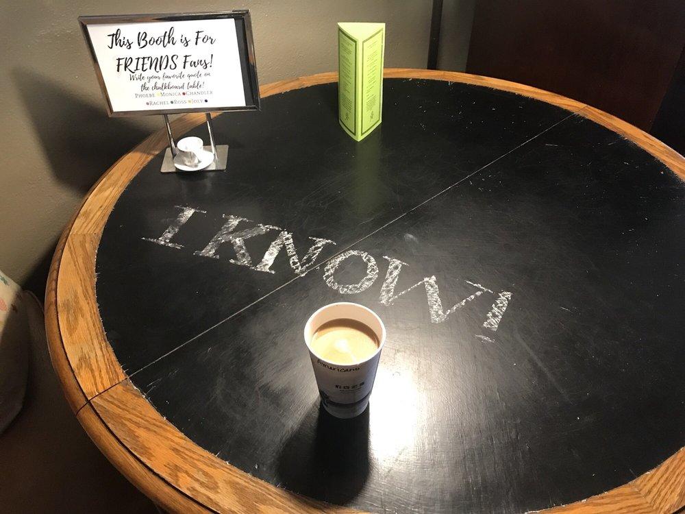 N'Cahoots Coffee & Shoppe: 210 S Main St, Pratt, KS