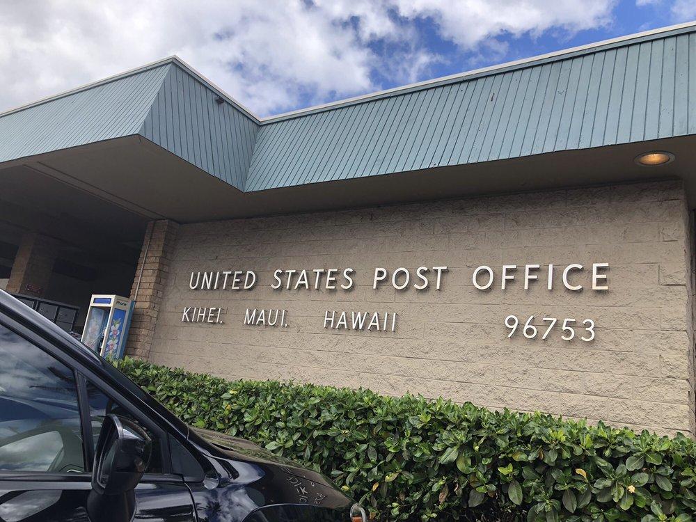 US Post Office: 1254 S Kihei Rd, Kihei, HI
