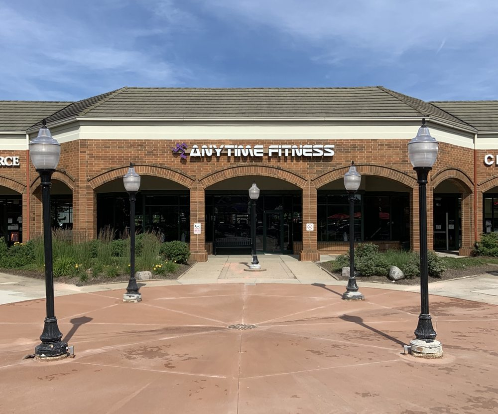 Anytime Fitness: 219 Waukegan Rd, Lake Bluff, IL