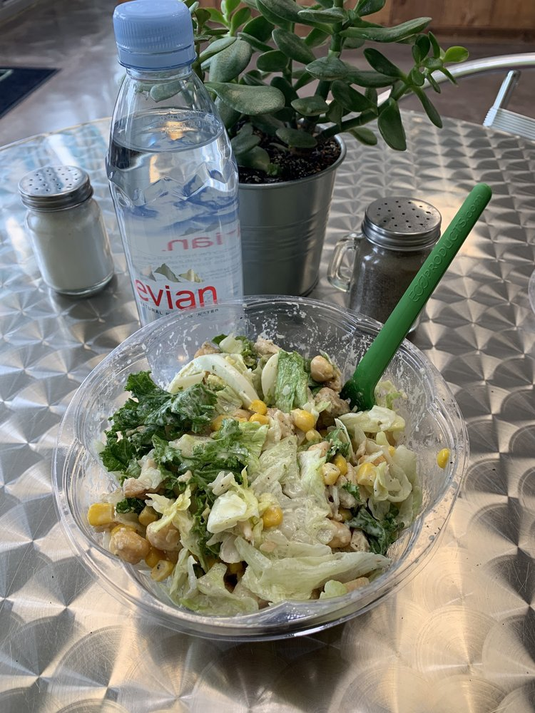 The Salad Shop: 474 Poinsettia Ave, Clearwater, FL