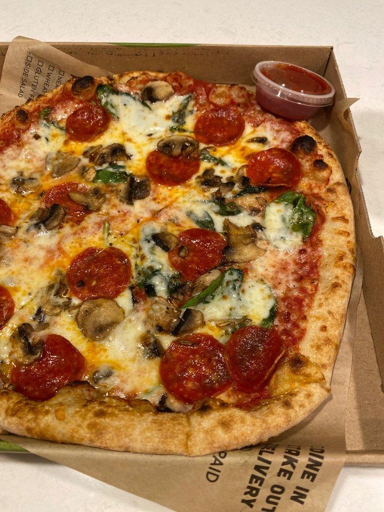 Urban Bricks Pizza: 7709 McPherson Blvd, Laredo, TX