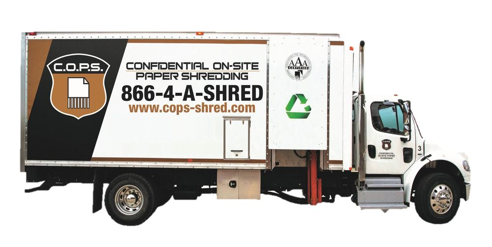 Confidential On-Site Paper Shredding: 1902 N Water St, Decatur, IL