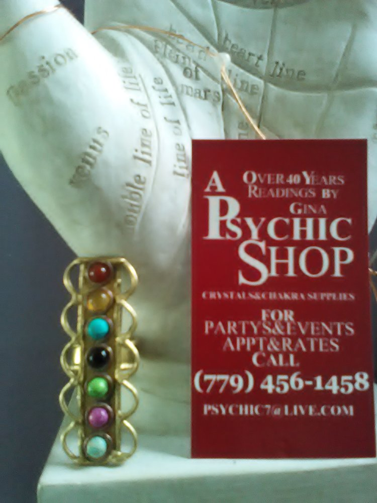 A Psychic Shop Readings By Gina: 328 W Maple St, New Lenox, IL