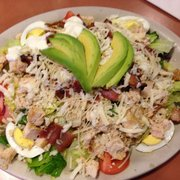 Photo Of Sylvia S Country Kitchen Antioch Ca United States Cob Salad With