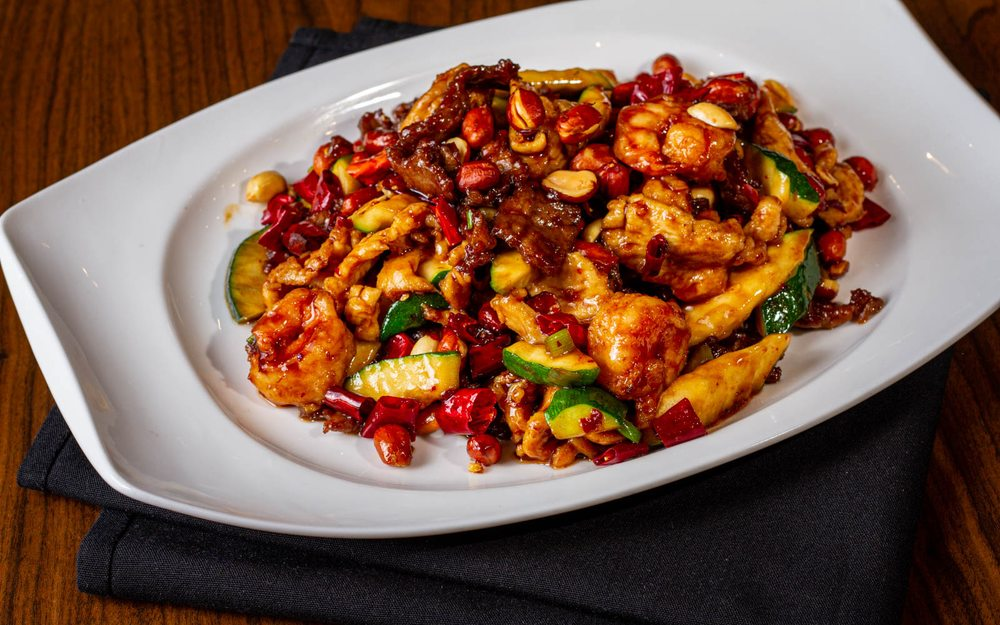 Food from Spicy J's