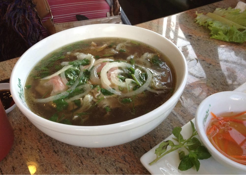 Pho Ao Sen Restaurant Oakland Ca