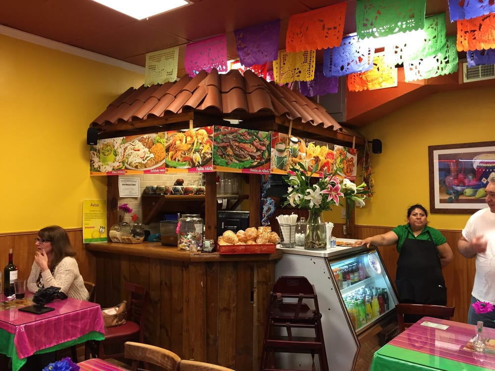Xochimilco Mexican Restaurant Bakery West New York Nj