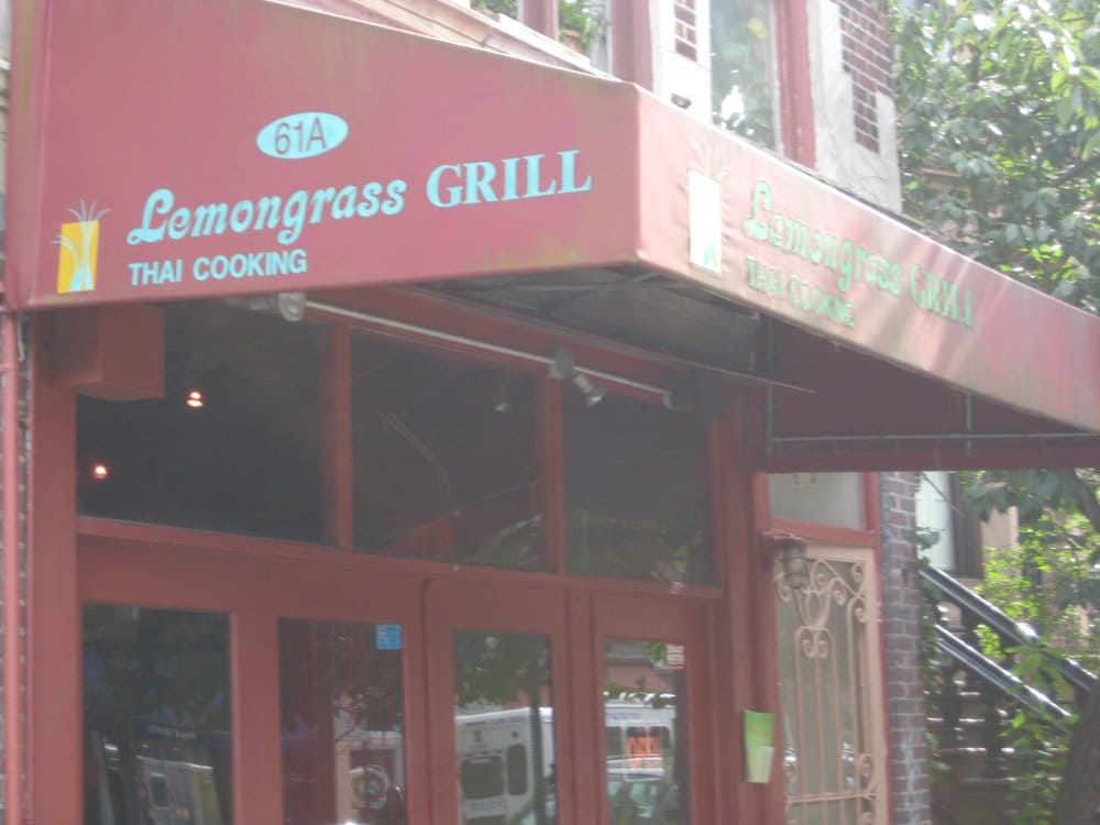 Lemongrass Restaurant Brooklyn Ny