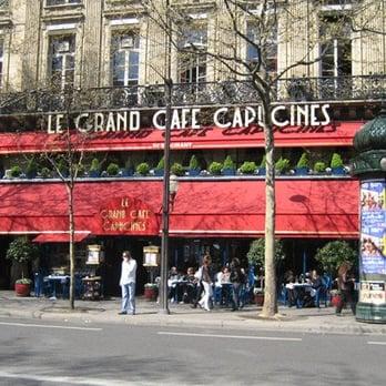 Le Grand Café des Capucines - 137 photos & 102 avis - Français - 4 ...