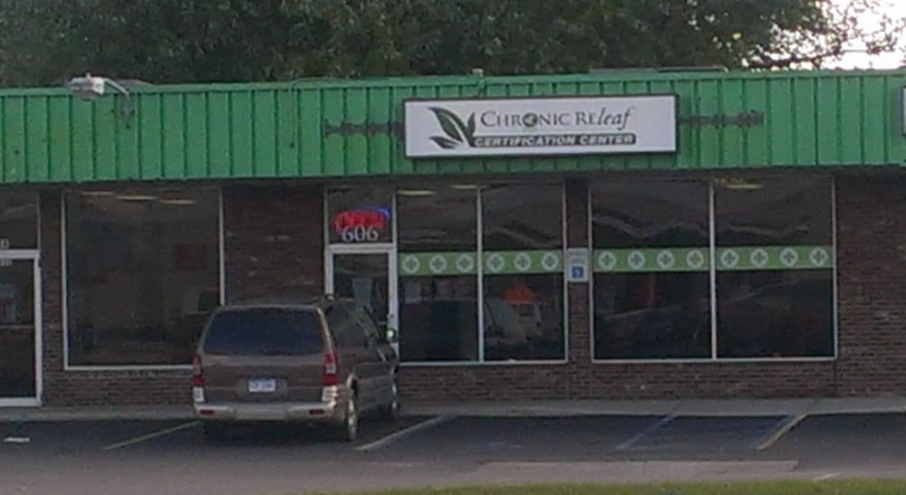 Chronic Releaf Certification Center: 1626 N Monroe St, Monroe, MI