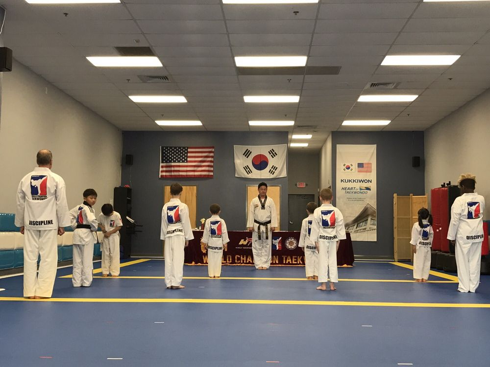 World Champion Taekwondo Brookfield: 317 Federal Rd, Brookfield, CT