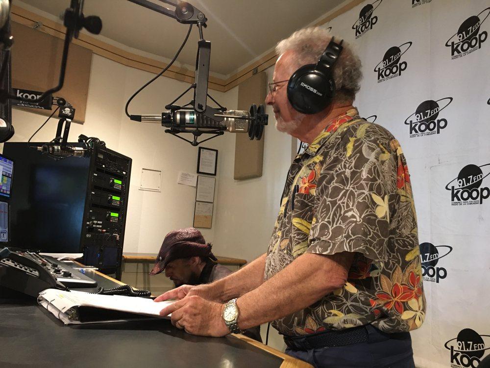 KOOP Radio: 3823 Airport Blvd, Austin, TX