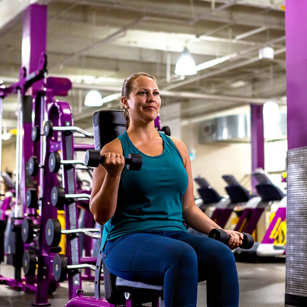 Planet Fitness: 3500 W 7th Ave, Corsicana, TX