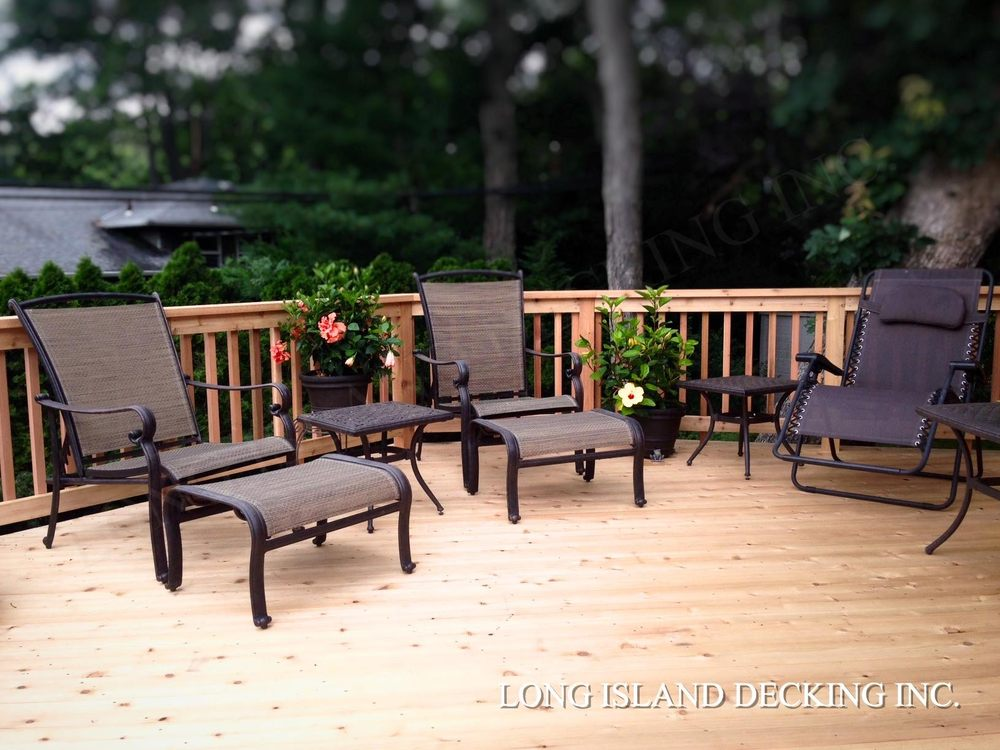 Long Island Decking: Island Park, NY
