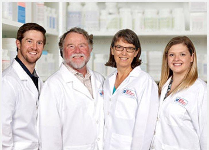 Brown's Advanced Care Pharmacy: 2136 Robinson Road, Jackson, MI