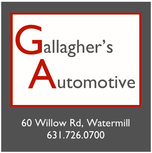 Gallagher's Automotive: 60 Willow Rd, Water Mill, NY