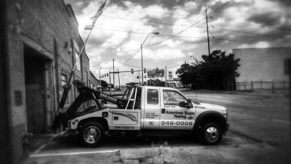 Towing business in Del City, OK