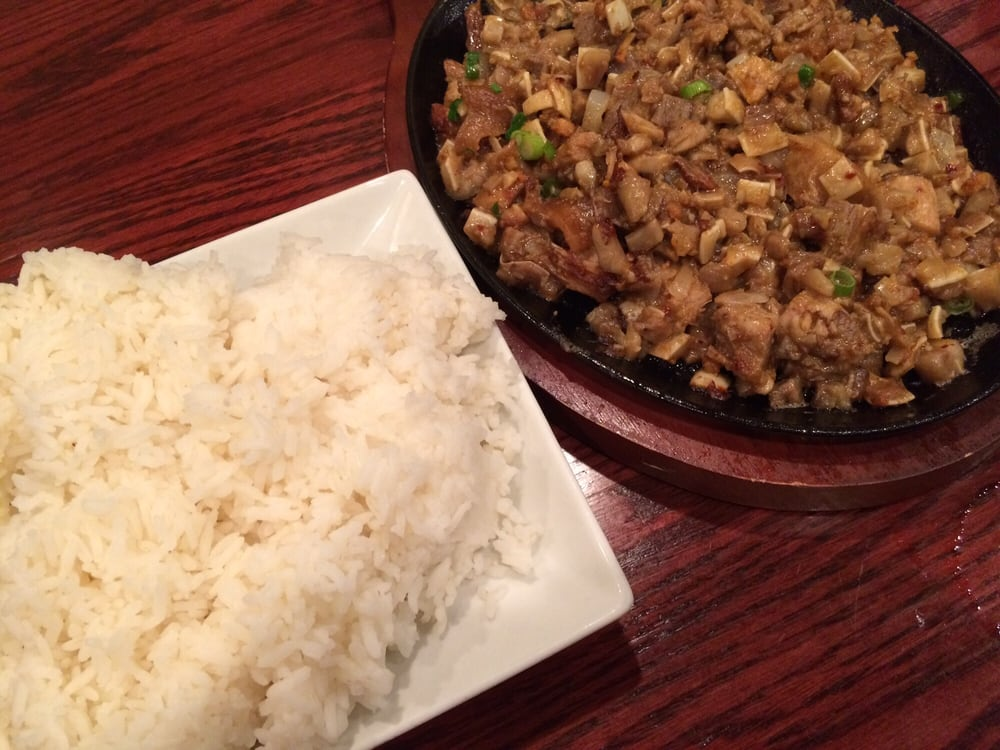 how to cook spicy pork sisig