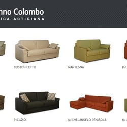 Salotti A Lissone.Colombo Salotti Furniture Shops Via Sant Agnese 16